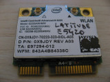 Cumpara ieftin Placa wireless Dell Latitude E5420, Intel Advanced-N 6205, 6205ANHMW, 0X9JDY