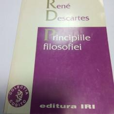 PRINCIPIILE FILOSOFIEI - RENE DESCARTES - Istorie