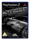 Need for Speed Most Wanted Black Edition - NFS - PS2 [Second hand], Curse auto-moto, Toate varstele, Multiplayer