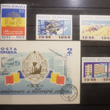 ROMANIA 1964 - A 20 aniversare a eliberarii patriei, Nestampilat