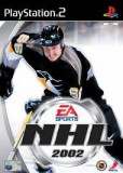 NHL 2002 - EA Sports - PS2 [Second hand], Sporturi, 3+, Multiplayer