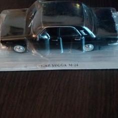 Macheta gaz volga m-24 masini de legenda polonia, scara 1/43. - Macheta auto