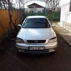 Opel astra g 1.7dti, An Fabricatie: 2001, Motorina/Diesel, 255000 km, 1686 cmc