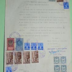 C2 COALA FISCALA 100 LEI VERDE1939 - Timbre Romania, Stampilat