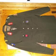 Haina militara - Uniforma militara, Marime: Alta, Culoare: Din imagine