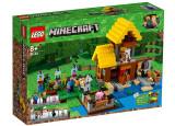 LEGO Minecraft - Casuta de la ferma 21144