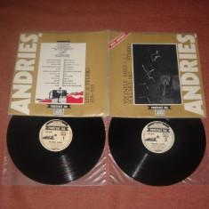 ALEXANDRU ANDRIEȘ : Vecinele Mele 1, 2, 3 (1992)(2 LP vinil, stare excelenta) - Muzica Folk