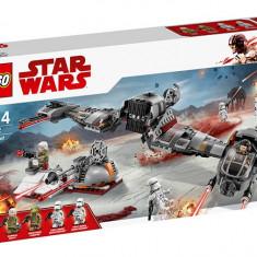 LEGO Star Wars - Apararea planetei Crait 75202