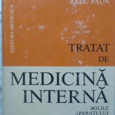 Tratat De Medicina Interna Bolile Aparatului Digestiv Partea - Radu Paun, 409044