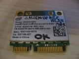 Placa wireless Dell Alienware M18x, Intel Centrino N 6200, 622ANHMW, 02GGYM