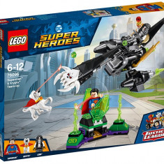 LEGO DC Super Heroes - Alianta Superman si Krypto 76096