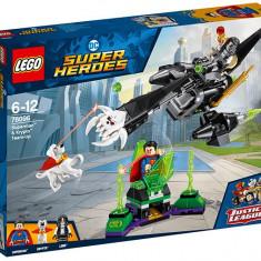 LEGO DC Super Heroes - Alianta Superman si Krypto 76096 - LEGO Marvel Super Heroes
