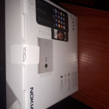 Nokia 230 dual sim - Telefon Nokia, Negru, Nu se aplica, Neblocat, Fara procesor, 16 MB