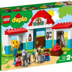LEGO Duplo - Grajdul poneilor 10868