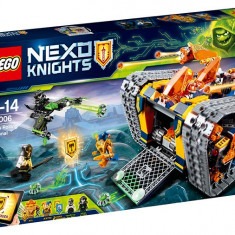 LEGO Nexo Knights - Arsenalul mobil al lui Axl 72006