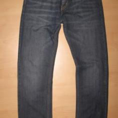 Blugi Originali Levi`s 504 W 32 L 32 ( Talie 83 / Lungime 106 ) - Blugi barbati Levi's, Culoare: Din imagine, Drepti, Normal
