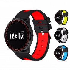 Bratara Smart Bluetooth 4.0, OLED 0.96 inchi, Android 4.3/IOS 8.0, SoVogue - Smartwatch
