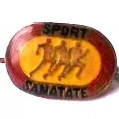 ROMANIA INSIGNA SPORT SANATATE **, Romania de la 1950