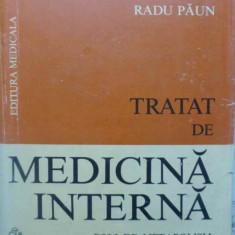 Tratat De Medicina Interna Bolile De Metabolism Si Nutritie - Sub Redactia Radu Paun, 409043