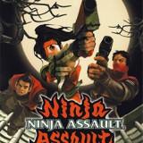 NINJA Assault - PS2 [Second hand] - Jocuri PS2, Shooting, 16+, Multiplayer