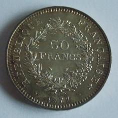 Moneda de argint 10 franci 1967 Franta, Europa