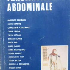 Traumatismele Abdominale - C.caloghera D.bordos A.barzeanu G.crisan P.dragan, 409032 - Carte Chirurgie