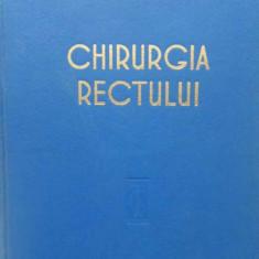 Chirurgia Rectului - F. Mandache, I. Chiricuta, 409052 - Carte Chirurgie