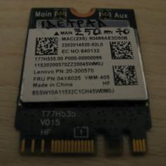 Placa wireless Lenovo IdeaPad Z50-70, RTL8723BENF, PN-20-200570, 20-200570