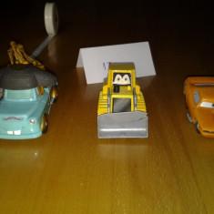 (13) Disney Cars Pixar / masinute copii 10 cm - Masinuta