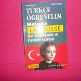 Metoda Larouse de invatare a limbii turce - Curs Limba Germana