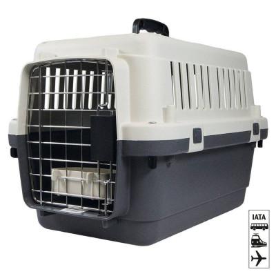 cusca de transport aerian pentru caini foto
