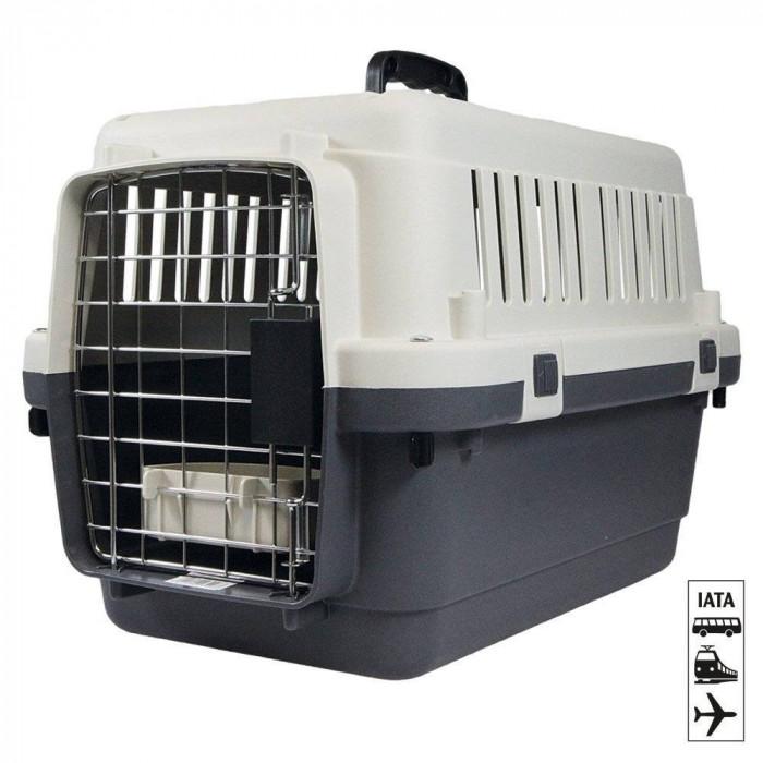 cusca de transport aerian pentru caini foto mare