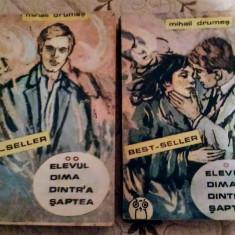 Elevul Dima dintr-a saptea vol 1-2 Mihail Drumes - Roman