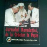 Vadim Tudor Jurnalul revolutiei de la Craciun la Paste
