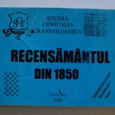 Recensamantul din 1850 Transilvania, Traian Rotariu Maria Semeniuc Elemer Mezei - Istorie