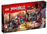LEGO Ninjago - Cartierul general S.O.G. 70640