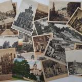 Lot 25 carti postale Germania 1910-1945, Fotografie, Europa
