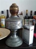 LAMPA VECHE PE GAZ