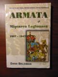 Armata si Miscarea Legionara 1927-1947 - Dana Beldiman (2002)