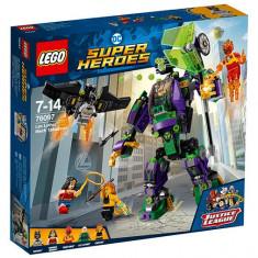 LEGO DC Super Heroes - Distrugerea robotului Lex Luthor 76097 - LEGO Marvel Super Heroes