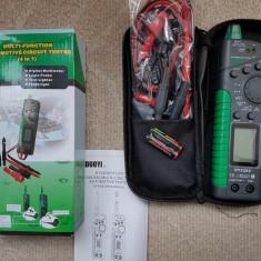 Aparat testare circuite electrice auto DUOYI DY2203