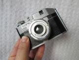Aparat foto vechi Bencini Comet film 127, aparat de fotografiat 1948
