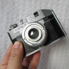 Aparat foto vechi Bencini Comet film 127, aparat de fotografiat 1948 - Aparat de Colectie