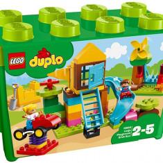 LEGO Duplo - Cutie mare de caramizi pentru terenul de joaca 10864