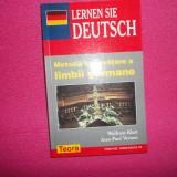 Metoda De Invatare A Limbii Germane An 2002/294pag- W.klatt - Curs Limba Germana