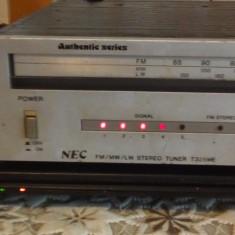 Radio Stereo  tuner NEC T 325 ME Made in Japan Autentic Series