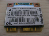 Placa wireless HP ProBook 450 G2, U98H113.00, 709505-001, 709848-001