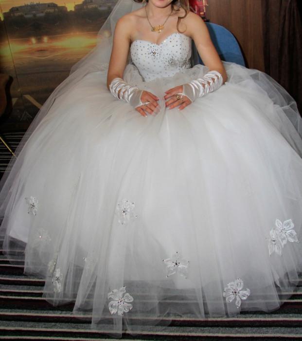 Rochie mireasa printesa foto mare