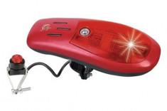 Sonerie Electrica Bicicleta - 8 melodii - 1 led foto