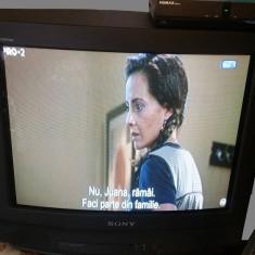 TV Televizor Sony Triniton KV-21T3K diagonala 21 inch 54 cm - Televizor CRT